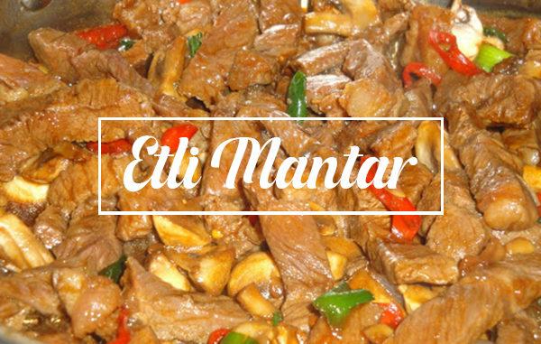 Etli Mantar Tarifi